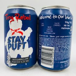Tiny Rebel: Stay Puft Can (330ml)