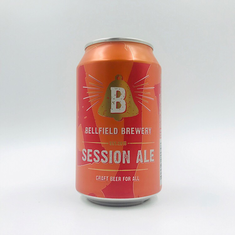 Bellfield: Session Ale (330ml)