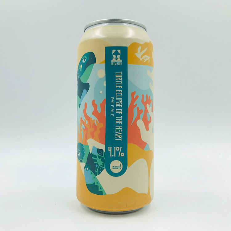 Brew York: Turtle Eclipse of the Heart Pale Ale (440ml)