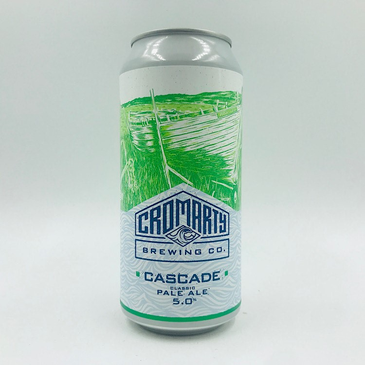 Cromarty: Cascade Pale (440ml)