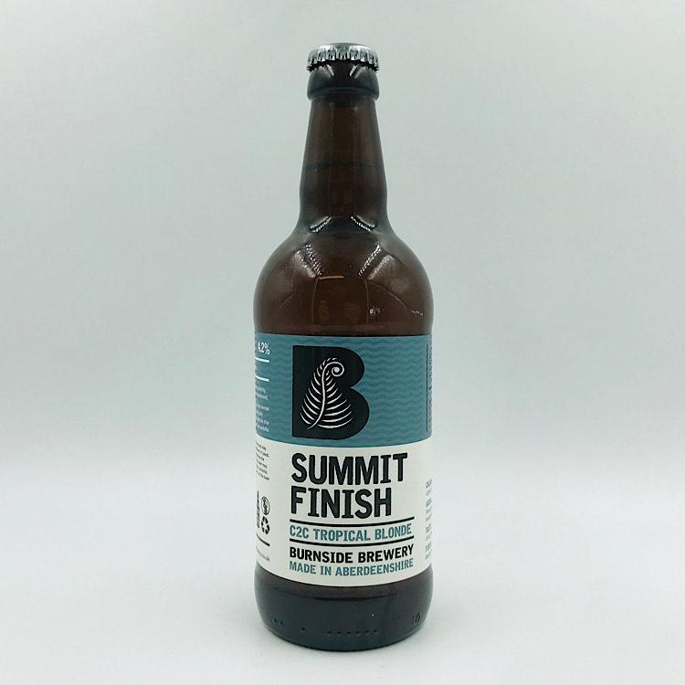 Burnside: Summit Finish Tropical Blonde (500ml)