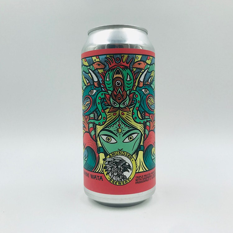 Amundsen: Mami Wata Triple Fruited Pastry Sour (440ml)
