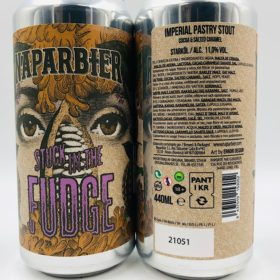 Naparbier vs Northern Monk: Stuck in the Fudge Imperial Stout (440ml)
