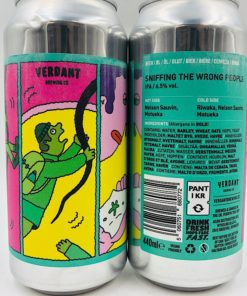 Verdant: Cornish Creatives - Sniffing The Wrong People NEIPA (440ml)