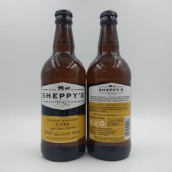 Sheppy's: Classic Draught Cider (330ml)