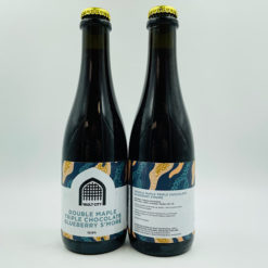 Vault City: Double Maple Triple Chocolate Blueberry S'More Imperial Sour (375ml)